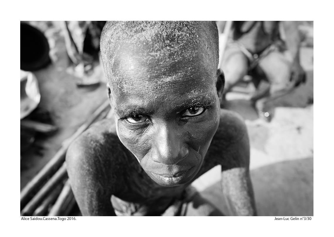 JLG photo N/B Alice - Cassena, Togo